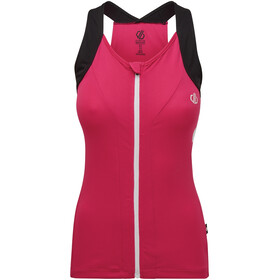 Dare 2b Regale Gilet Donna, active pink/black